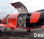 Состоялась презентация заказных рейсов авиа-такси Dexter в Санкт-Петербурге